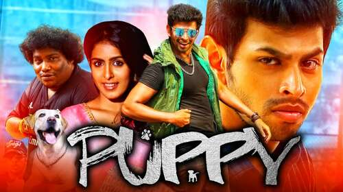 Puppy 2020 Hindi Dubbed 720p HDRip x264