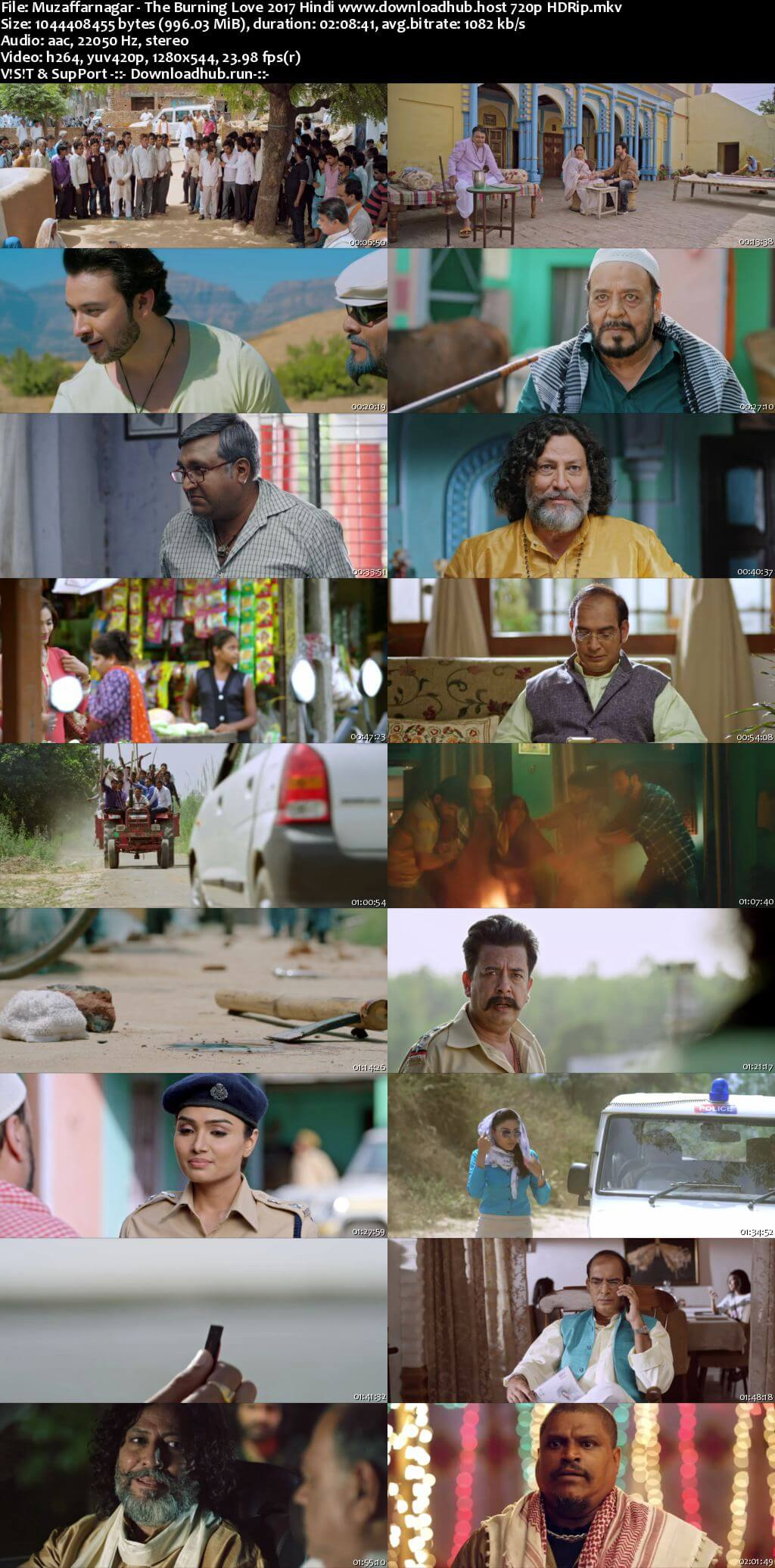 Muzaffarnagar 2013 2017 Hindi 720p HDRip x264