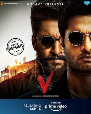 V (2020) Telugu 720p WEB-DL 1GB