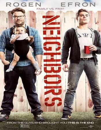 Neighbors 2014 Hindi Dual Audio BRRip Full Movie Download