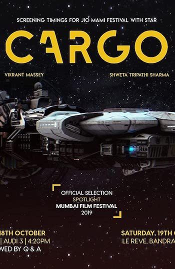 Cargo 2019 Hindi 720p WEB-DL 850MB