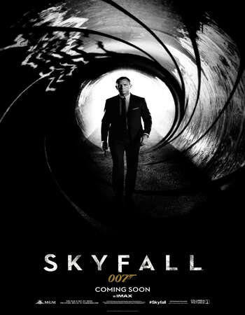 Skyfall 2012 Hindi Dual Audio BRRip Full Movie 480p Download