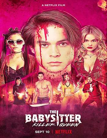 The Babysitter Killer Queen 2020 Hindi Dual Audio Web-DL Full Movie 720p HEVC Download