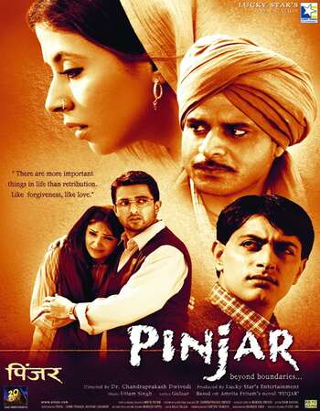 Pinjar 2003 Hindi 720p HDRip ESubs