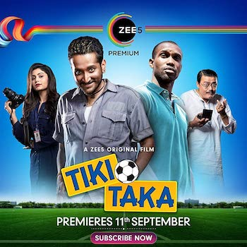 Tiki Taka 2020 Hindi 480p WEB-DL 300MB
