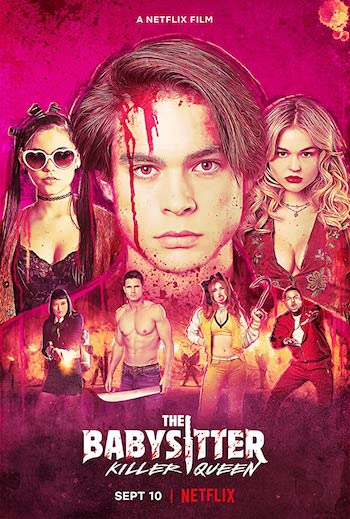 The Babysitter Killer Queen 2020 Dual Audio Hindi 480p WEB-DL 300MB
