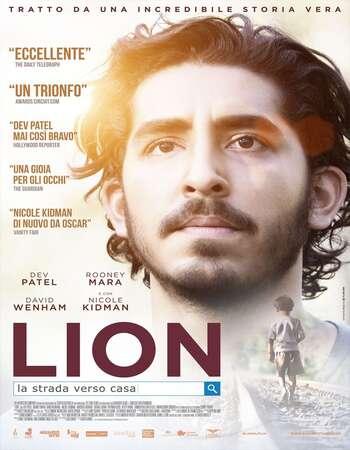 Lion 2016 Full English Movie 300MB BRRip Download