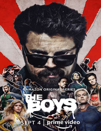 The Boys 2020 S02 Complete Hindi Dual Audio 720p Web-DL MSubs