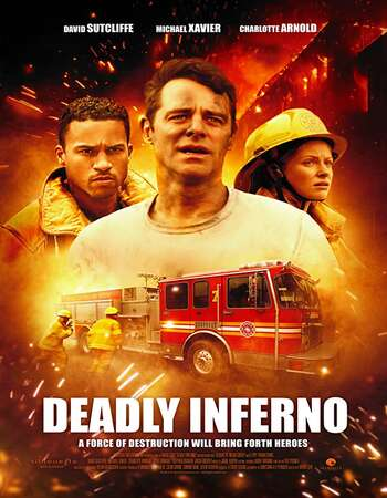 Deadly Inferno 2016 Hindi Dual Audio 720p HDRip x264