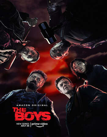 The Boys 2019 S01 Complete Hindi Dual Audio 720p Web-DL MSubs