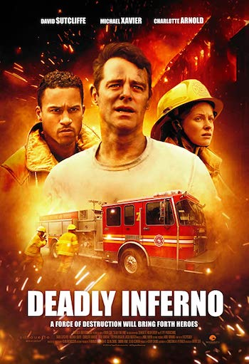 Deadly Inferno 2016 Dual Audio Hindi 720p HDRip 700MB