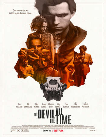 The Devil All the Time 2020 English 400MB Web-DL 480p MSubs