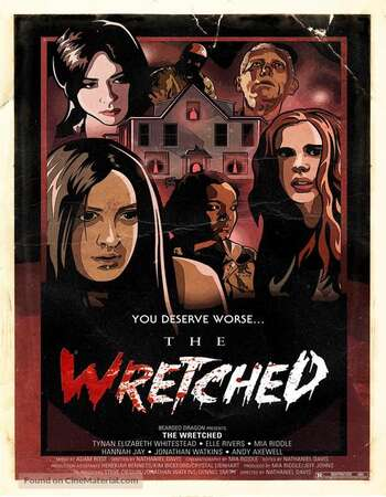 The Wretched 2019 Hindi Dual Audio 300MB BluRay 480p ESubs