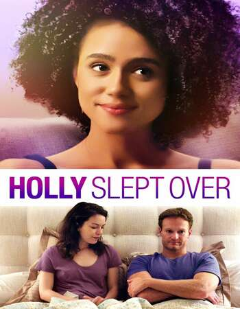 Holly Slept Over 2020 Hindi Dual Audio Web-DL Full Movie 720p HEVC Download