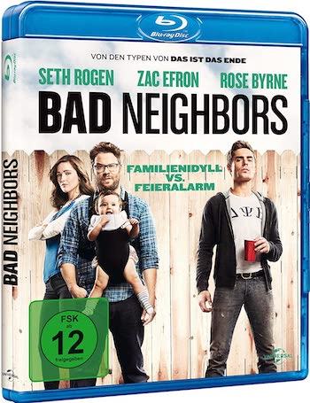 Neighbors 2014 Dual Audio Hindi 720p BluRay 750mb