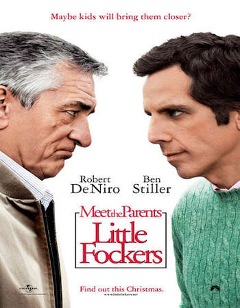 Little Fockers 2010 Hindi Dual Audio 350MB BluRay 480p ESubs