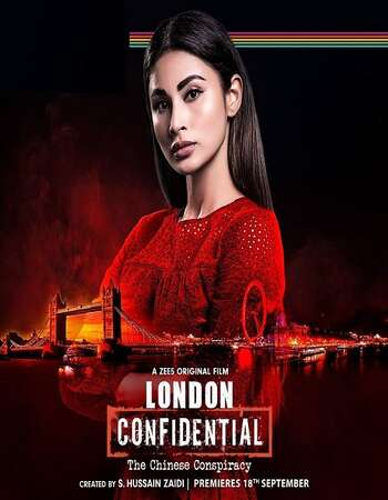 London Confidential 2020 Hindi 350MB HDRip 720p ESubs HEVC