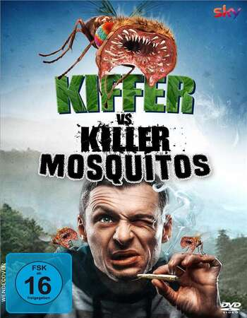 Killer Mosquitos 2018 Hindi Dual Audio 280MB BluRay 480p