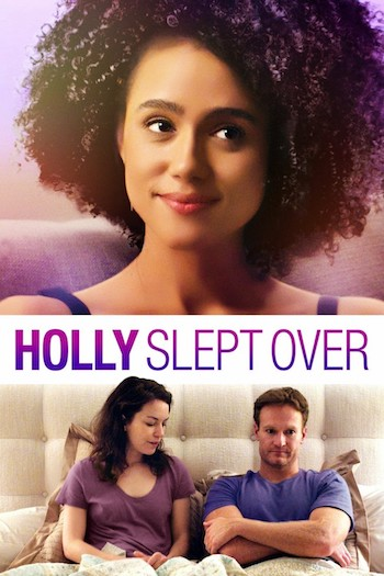 Holly Slept Over 2020 Dual Audio Hindi 480p BluRay 300mb