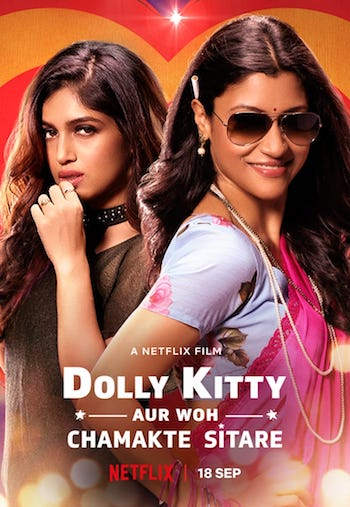 Dolly Kitty Aur Woh Chamakte Sitare 2020 Hindi 480p WEB-DL 350MB