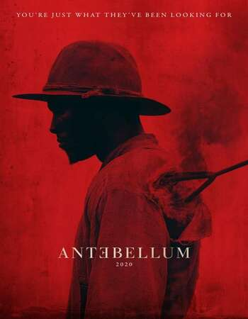 Antebellum 2020 English 300MB Web-DL 480p ESubs