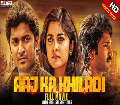 Aaj Ka Khiladi 2020 Hindi Dubbed 480p HDRip 300mb