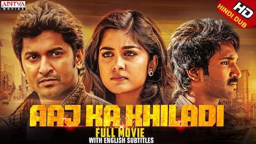 Aaj Ka Khiladi 2020 Hindi Dubbed Full Movie Download