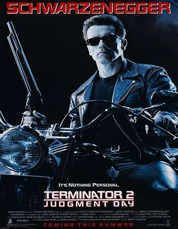 Terminator 2 Judgment Day 1991 Hindi Dual Audio 450MB REMASTERED BluRay 480p ESubs
