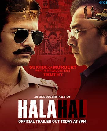 Halahal 2020 Hindi 500MB HDRip 720p HEVC