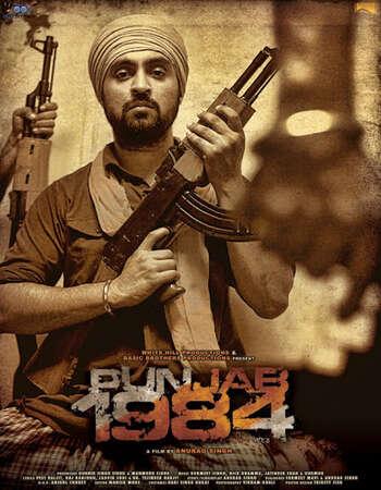 Punjab 1984 2014 Punjabi 800MB HDRip 720p HEVC