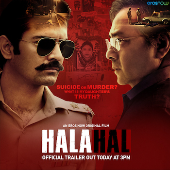 Halahal 2020 Hindi 480p WEB-DL 300mb