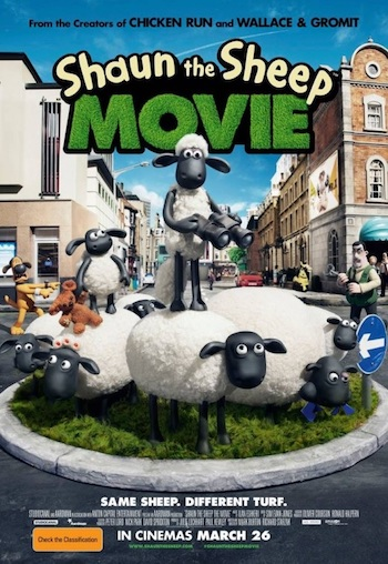 Shaun the Sheep Movie 2015 Dual Audio Hindi 720p BluRay 850mb