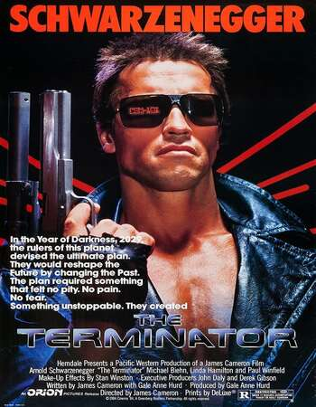 The Terminator 1984 Hindi Dual Audio 300MB REMASTERED BluRay 480p ESubs