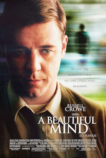 A Beautiful Mind 2001 Dual Audio Hindi 720p BluRay 1.2GB