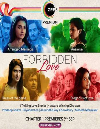 Forbidden Love Rule Of The Game 2020 Hindi 720p HDRip ESubs