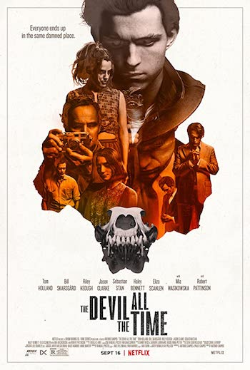 The Devil All The Time 2020 English 480p WEB-DL 400MB ESubs