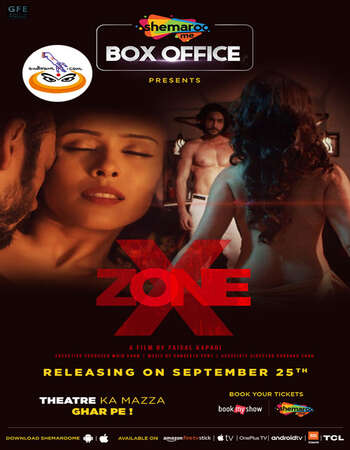 X Zone 2020 Hindi 280MB HDRip 480p