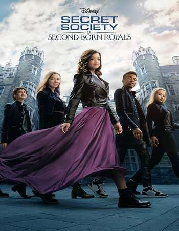 Secret Society of Second Born Royals 2020 English 720p Web-DL 750MB ESubs