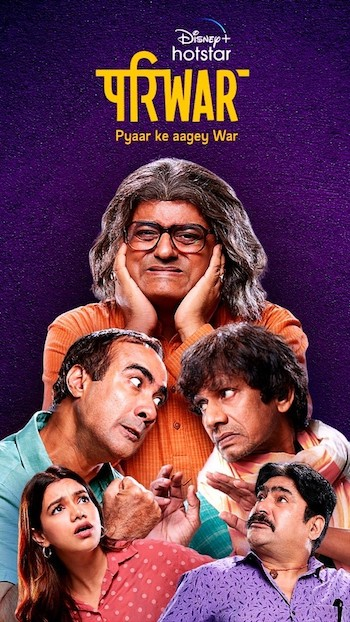 Pariwar S01 Hindi 720p 480p WEB-DL 1GB