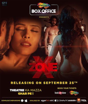 X Zone 2018 Dual Audio Hindi 720p WEBRip 800mb