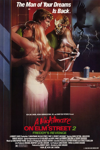 A Nightmare On Elm Street 2 – Freddys Revenge 1985 Dual Audio Hindi 480p BluRay 280mb