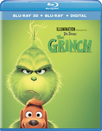 The Grinch 2018 Dual Audio Hindi 480p BluRay 300mb