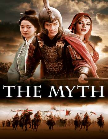 The Myth 2005 Hindi Dual Audio 350MB BluRay 480p ESubs