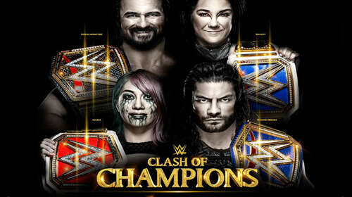 WWE Clash Of Champions 27th September 2020 Full Show 720p 480p Free Download