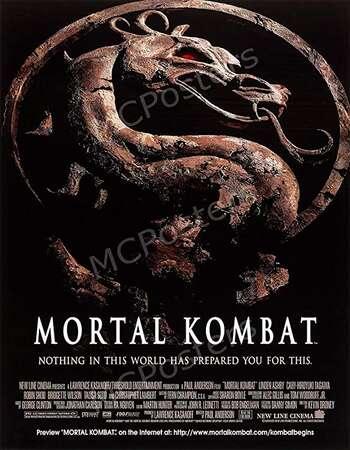 Mortal Kombat 1995 Hindi Dual Audio BRRip Full Movie 480p Download