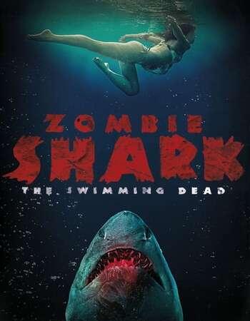 Zombie Shark 2015 Hindi Dual Audio BRRip Full Movie Download