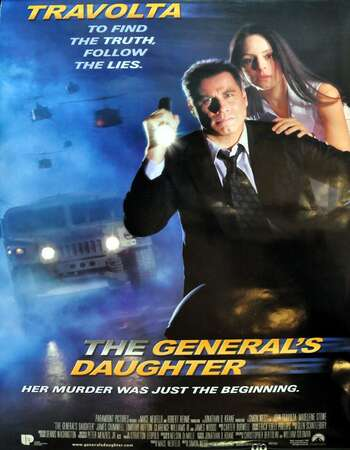 The Generals Daughter 1999 Hindi Dual Audio 350MB Web-DL 480p ESubs