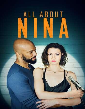 All About Nina 2018 Hindi Dual Audio 720p Web-DL ESubs