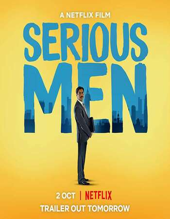 Serious Men 2020 Hindi 720p HDRip MSubs