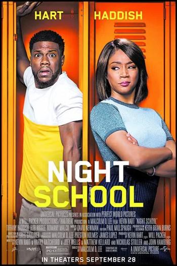 Night School 2018 Dual Audio Hindi English BRRip 720p 480p Movie Download